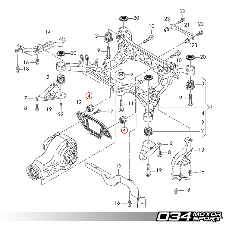 they u0026 39 re here  034motorsport audi q5  sq5 rear differential