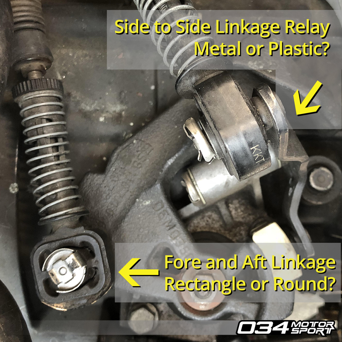 034Motorsport Shifter Linkage