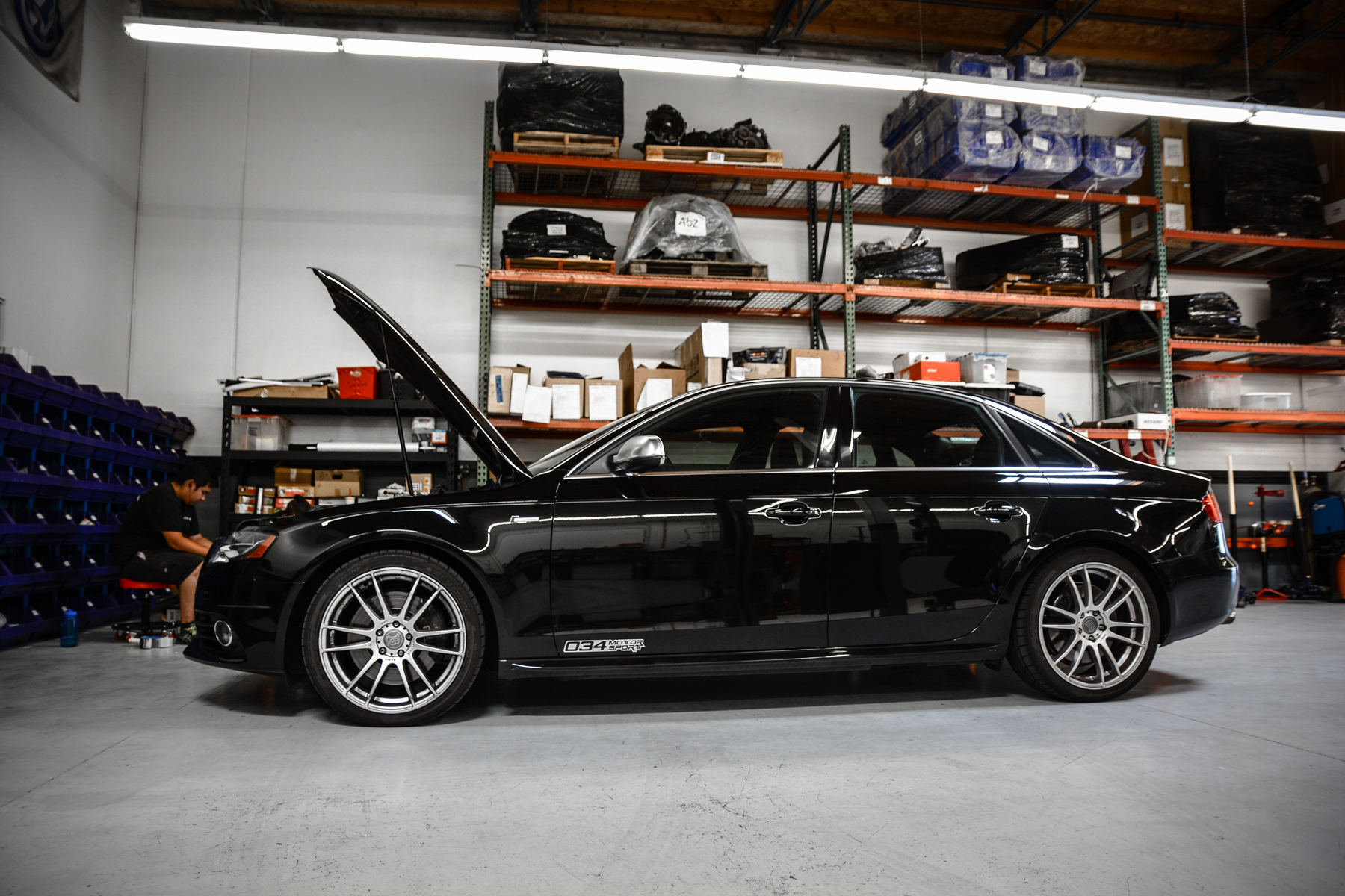 034Motorsport Dual-Pulley Stage 2+ B8 Audi S4 3.0 TFSI Supercharged
