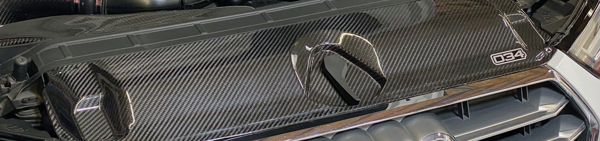 Carbon_Fiber_Radiator_Support_Cover_ for_Audi_B9_A4S4_034-1ZZ-1005-Banner