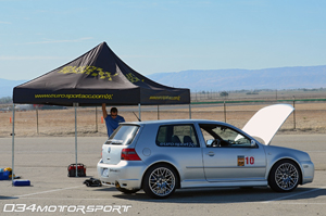 Eurosport Accessories MkIV Volkswagen R32 at 2012 European Car Magazine Tuner Grand Prix!