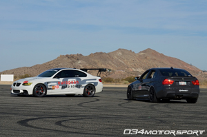 EAS E92 BMW M3 & LTMW E90 BMW 335i at 2012 European Car Magazine Tuner Grand Prix!