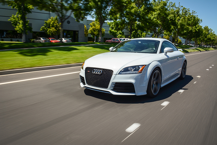 Sean's RS500-Powered Audi TT RS