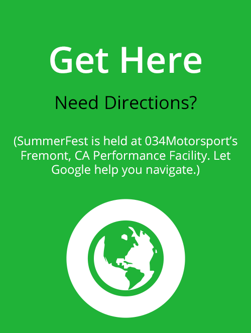 Get Directions to SummerFest at 034Motorsport