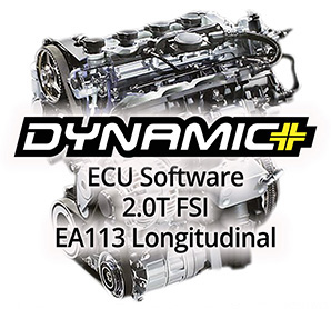 Dynamic+ Tune for B7 Audi A4 2.0T FSI