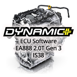 Dynamic+ Tune for Mk7 Volkswagen Golf R & 8V/8S Audi S3/TTS 2.0T