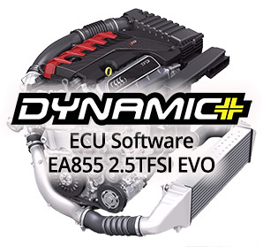 Dynamic+ Tune for 8V/8S Audi RS3/TTRS