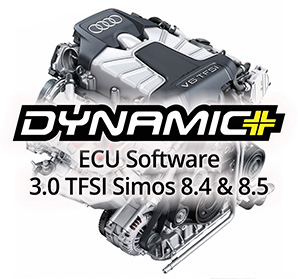 Dynamic+ Tune for B8/B8.5 Audi S4/S5/Q5/SQ5 & C7 Audi A6/A7 3.0 TFSI