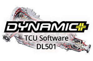 Dynamic+ TCU Tune for DL501 Transmissions