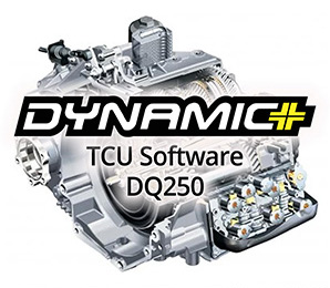 Dynamic+ TCU Tune for DQ250 Transmissions