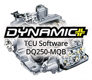 Dynamic+ TCu Tune for DQ250 MQB Transmissions