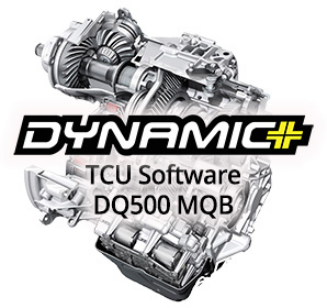 Dynamic+ TCU Tune for DQ500 Transmissions
