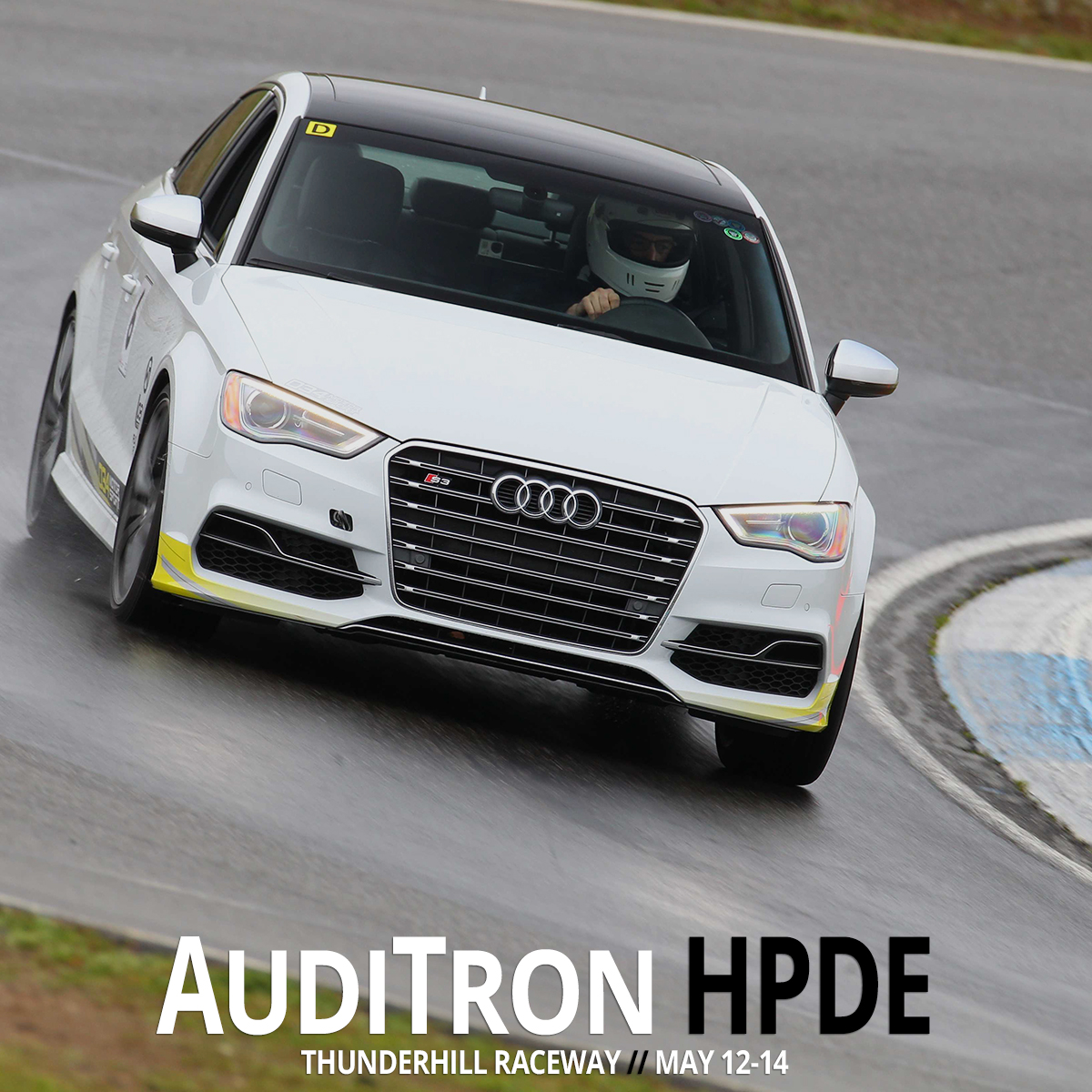 AudiTron 2017 by Audi Club Golden Gate at Thunderhill Raceway Park