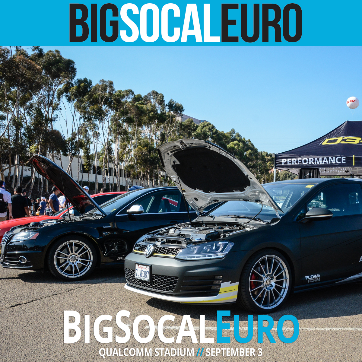 Big SoCal Euro 2017 in San Diego