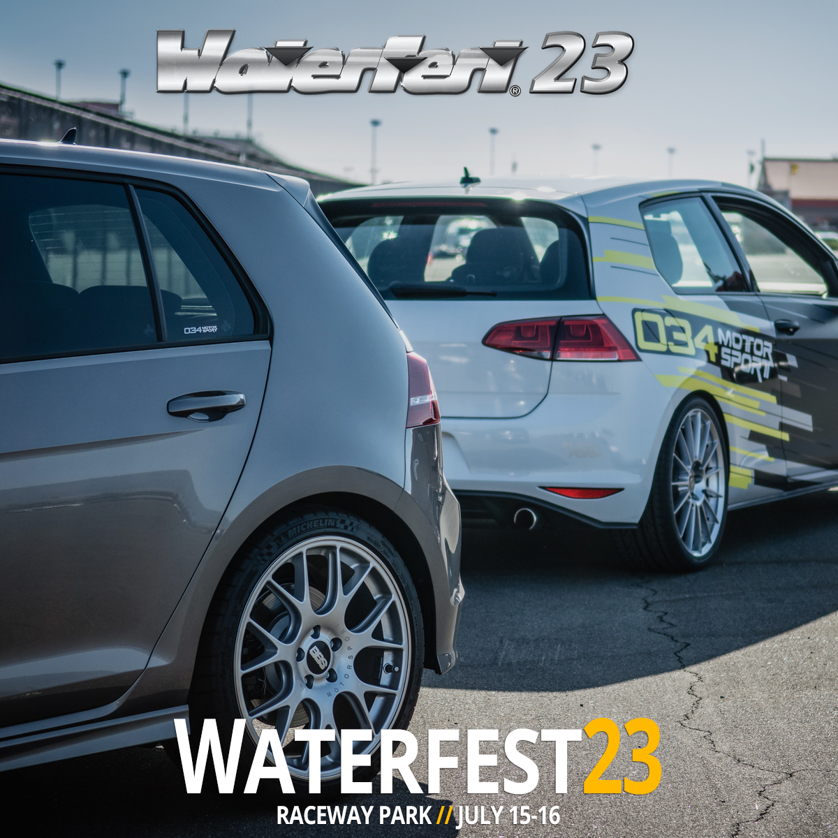 Waterfest 23 with 034Motorsport