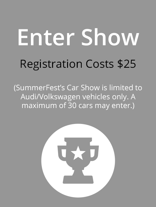 Register to Show Your Car at SummerFest!