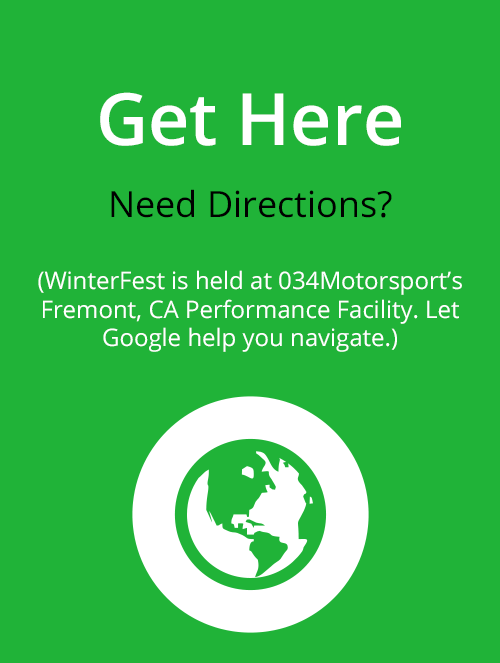 Get Directions to WinterFest at 034Motorsport