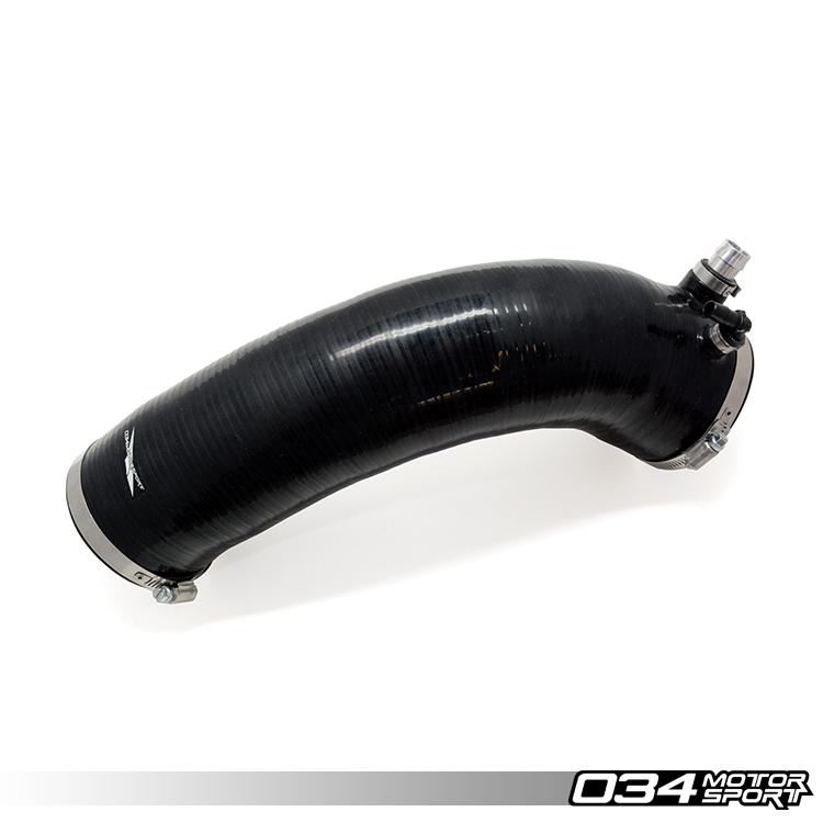 Silicone Throttle Body Inlet Hose, High-Flow, B8 Audi S5 4 2L FSI V8