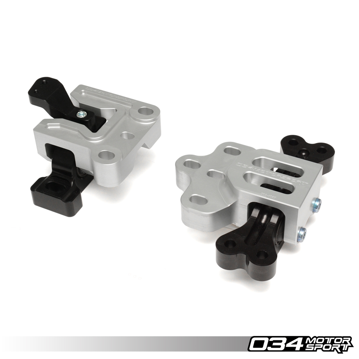 Motorsport Engine/Transmission Mount Pair, 8J/8P Audi A3