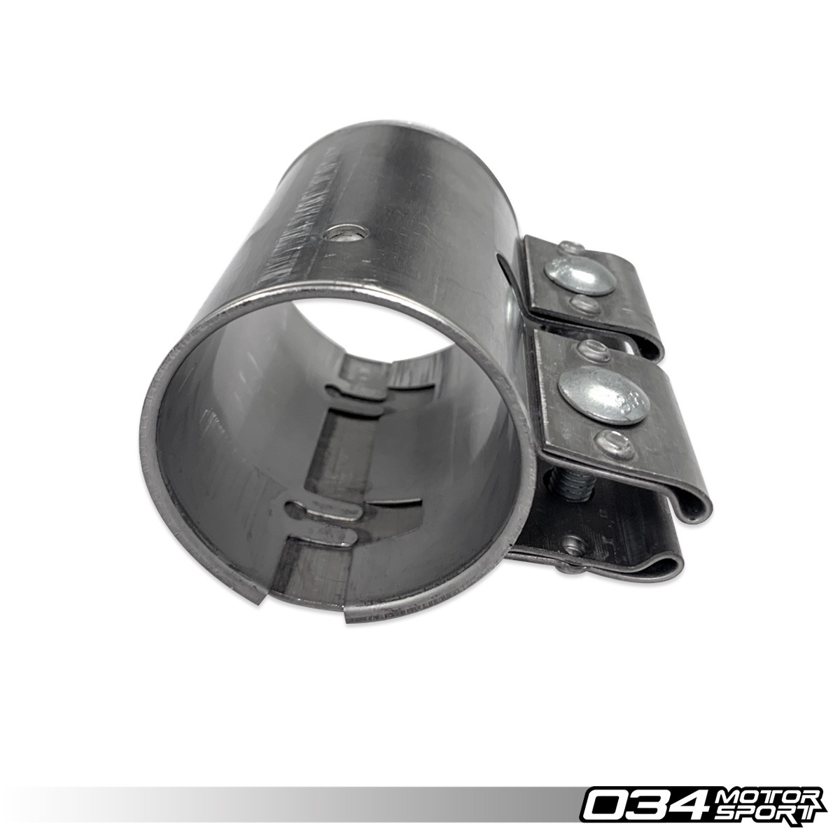 70mm Exhaust Clamp for Audi 8V A3/S3, 8S TTS, and VW MkVII Golf R 034-105-D303