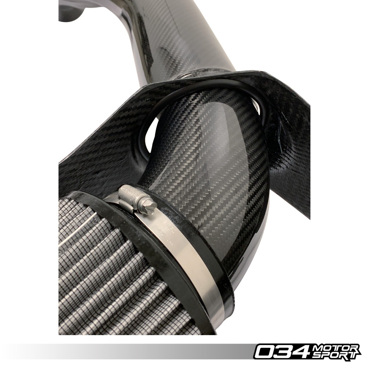 Audi TTRS 8J & RS3 8P 2.5 TFSI X34 Carbon Fiber Cold Air ...