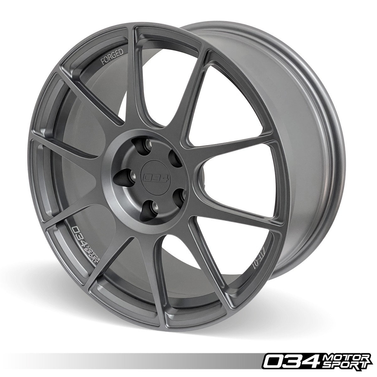 034-604-0001 ZTF-01 Forged Wheel, 18x8.5 ET45, 57.1mm Bore