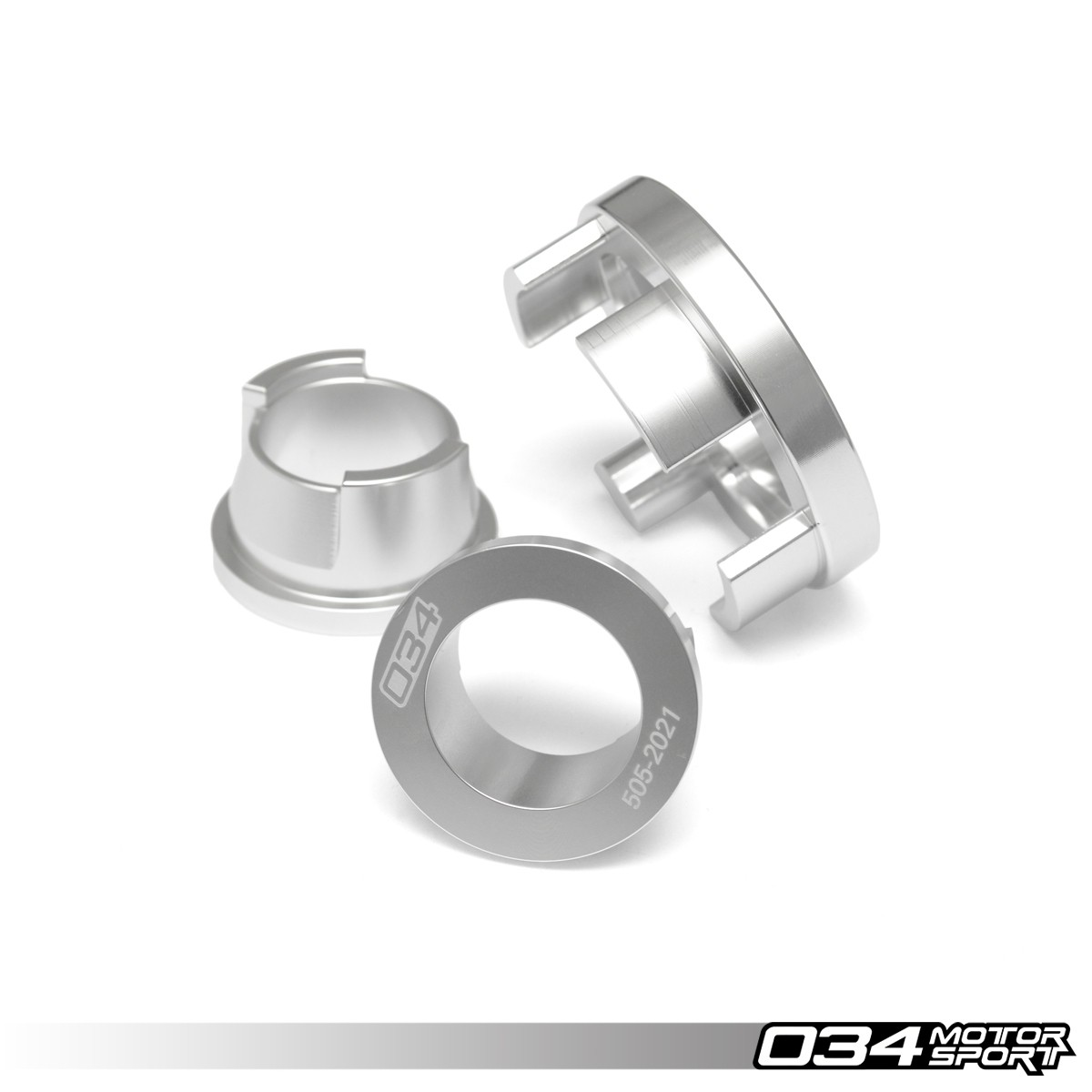 Billet Aluminum Rear Differential Mount Insert Kit, B9 Audi A4/S4 & Allroad | 034-505-2020