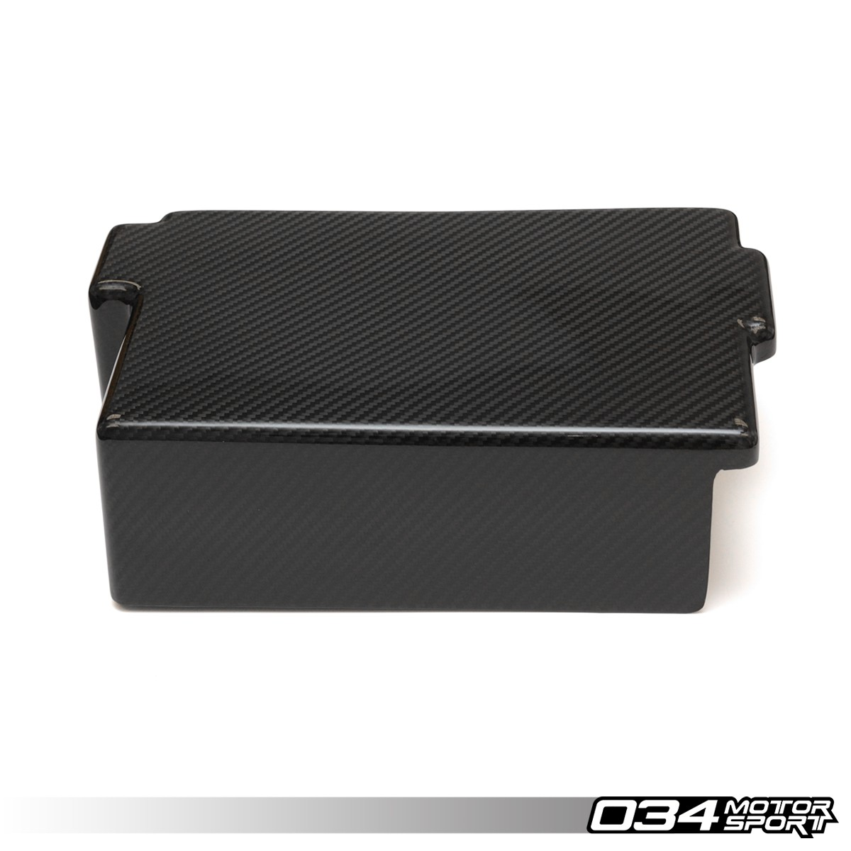 carbon fiber battery cover  mkvii volkswagen gti  u0026 golf r
