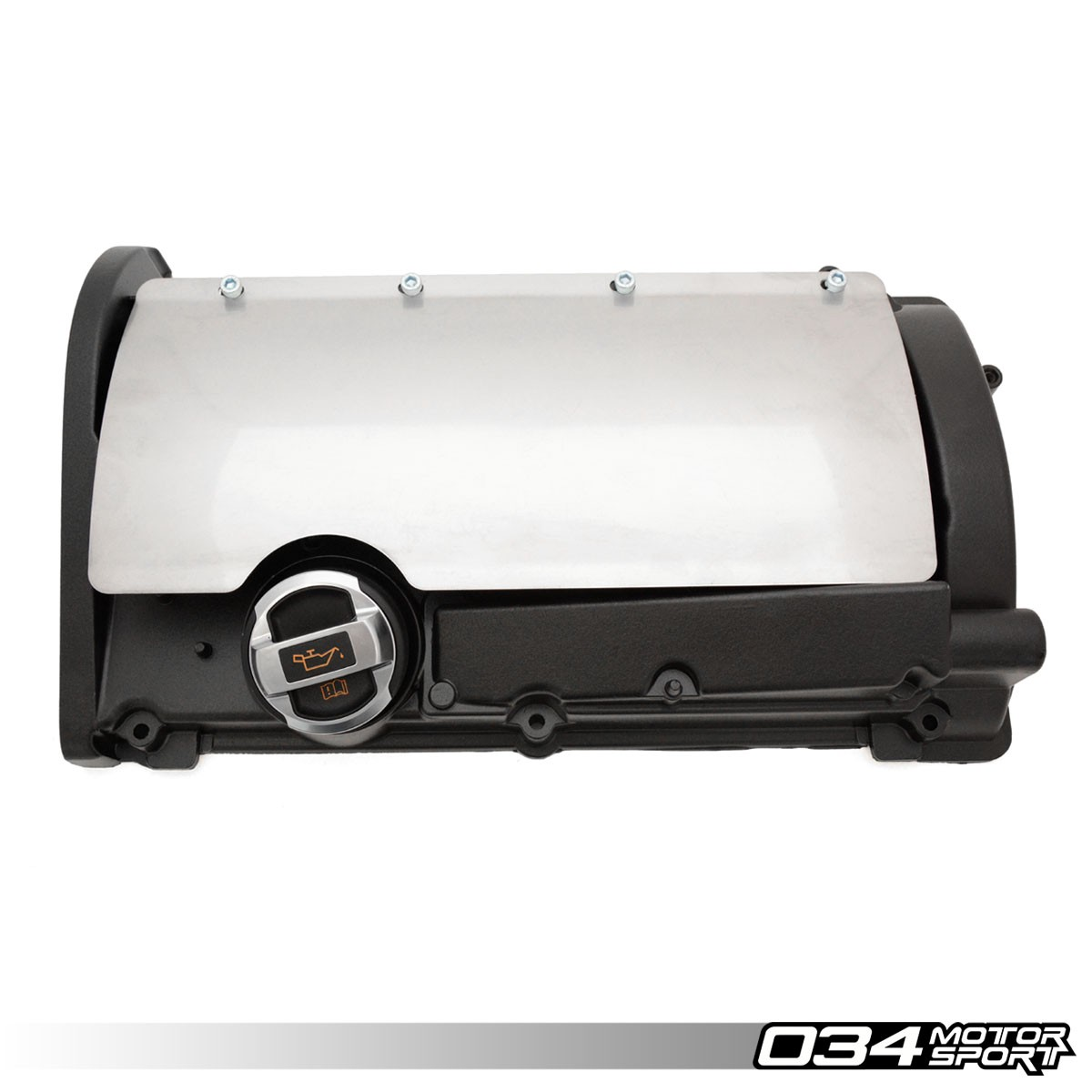 Coil Cover, Audi/Volkswagen 1.8T, Stainless Steel | 034-107-Z018