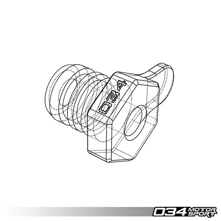 Audi A8 Engine Bay