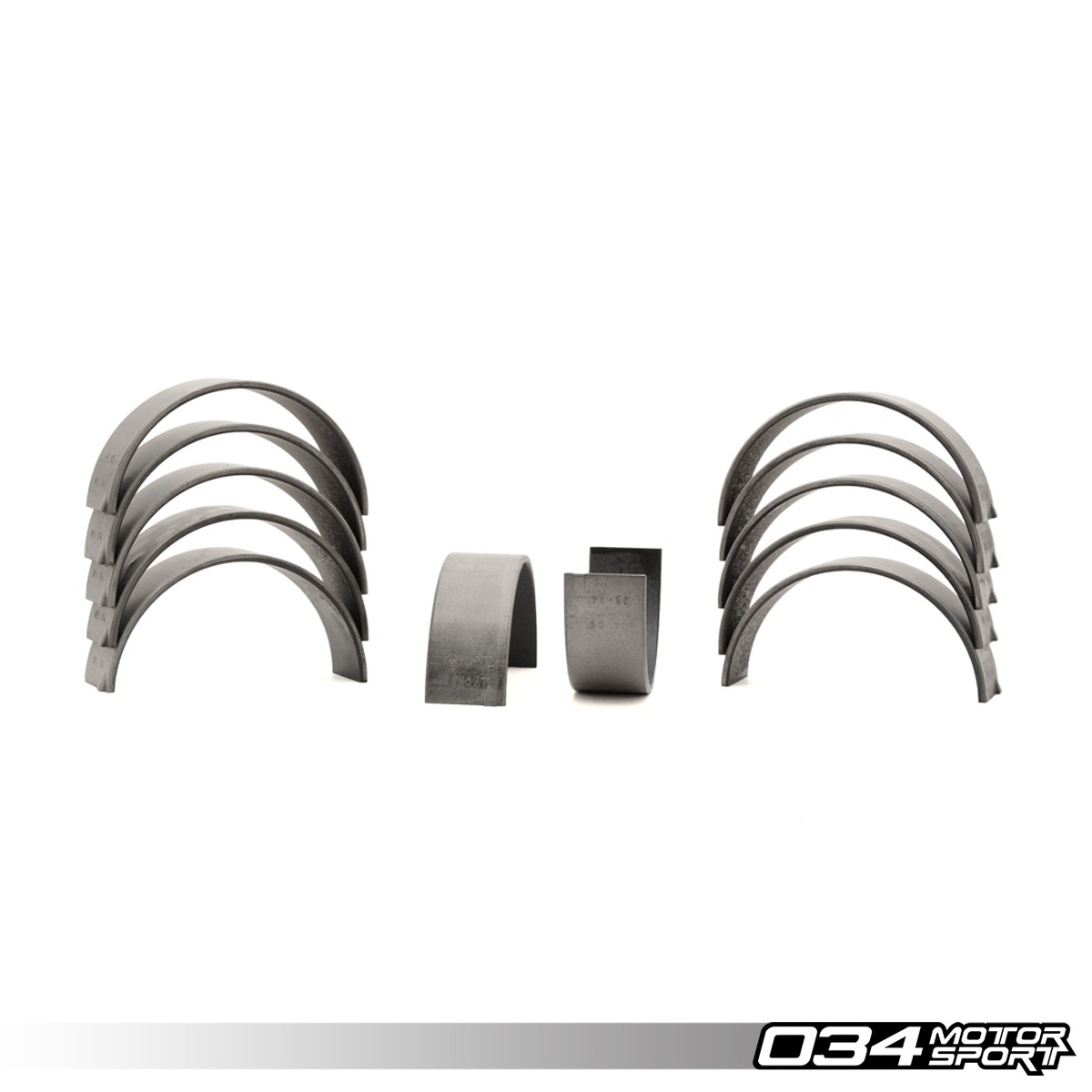Rod Bearing Set, Coated, Audi V6 and 2.7T | 034-202-1012
