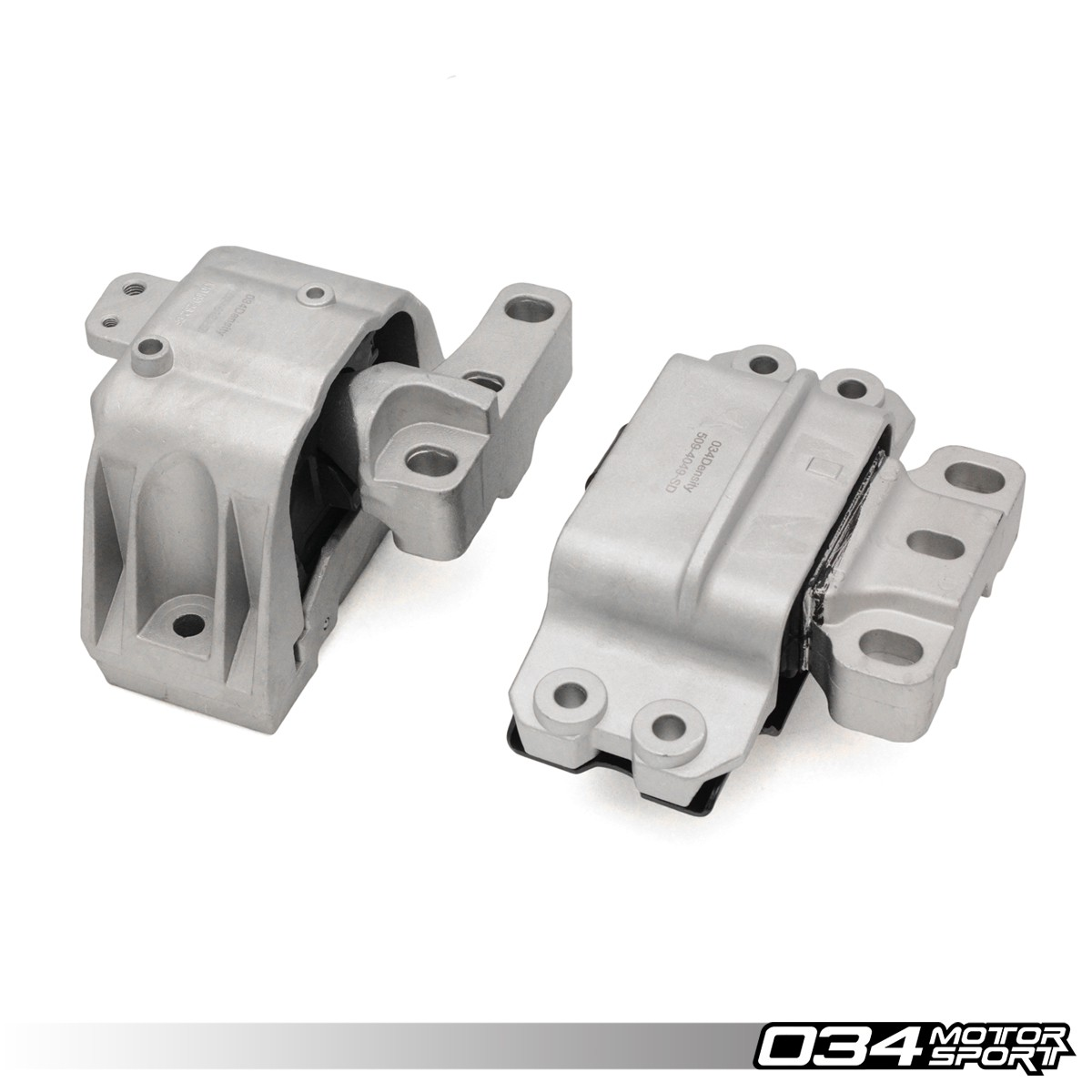 Motor Mount Pair, Street Density, MkV/MkVI Volkswagen Golf/Jetta & 8J Audi A3 2.0 TDI | 034-509-5021-SD