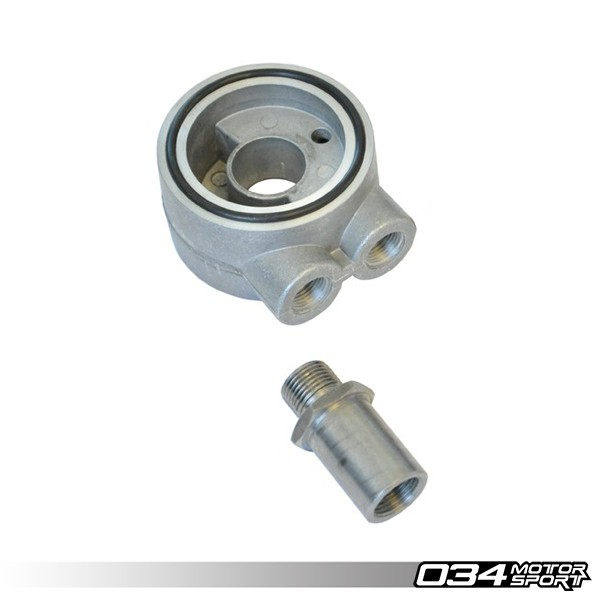 Thermostatic Sandwich Oil Filter Adapter