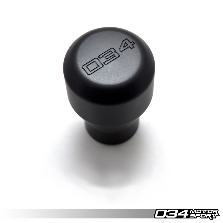 034Motorsport Weighted Delrin Shift Knob | 034-508-2000