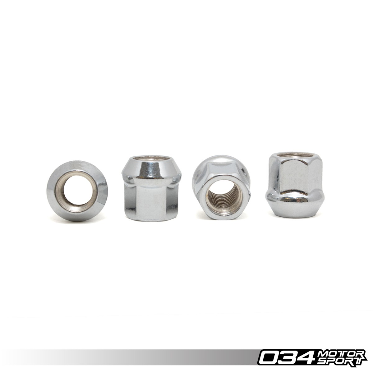 Wheel Nut, Cone Seat, M12x1.5 | 034-604-1000