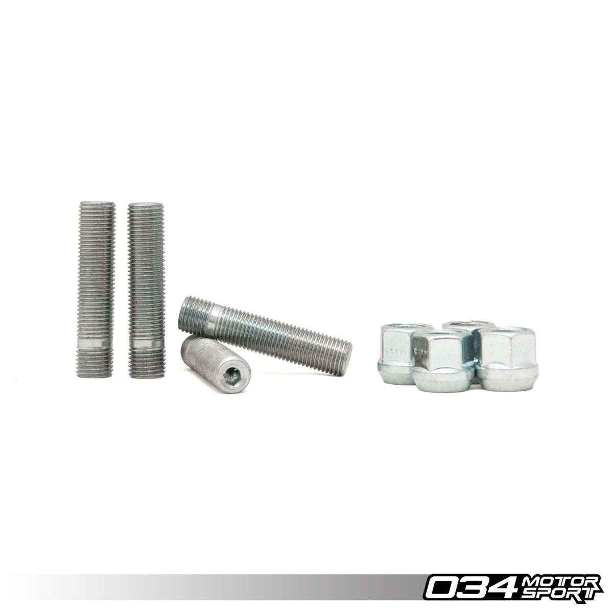 Wheel Stud and Nut Kit, M14x1.5, Cone Seat | 034-604-6000