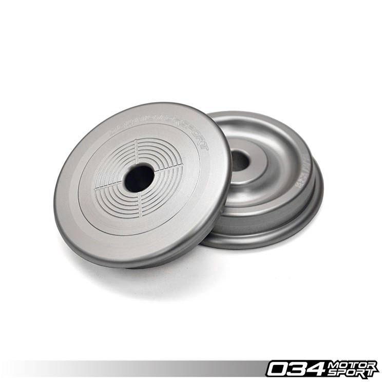 Subframe Bushing Kit, Billet Aluminum, B6/B7 Audi A4/S4/RS4, Rear ...