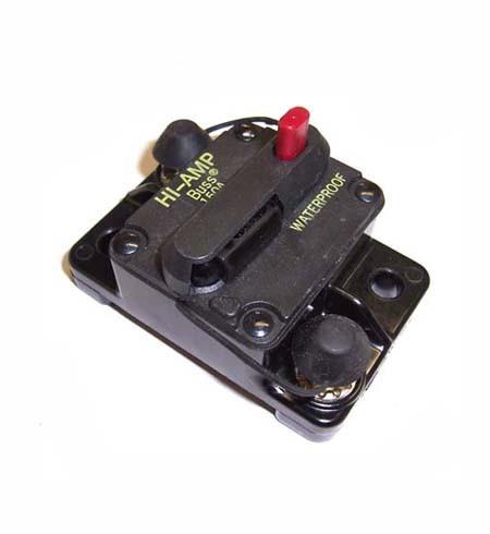 Circuit Breaker, 150 Amp, Manual Reset