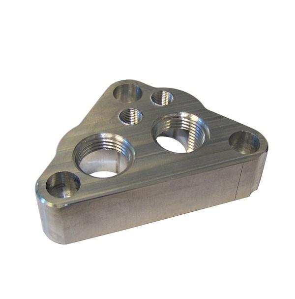 Oil Filter Housing Adapter, VR6 24V