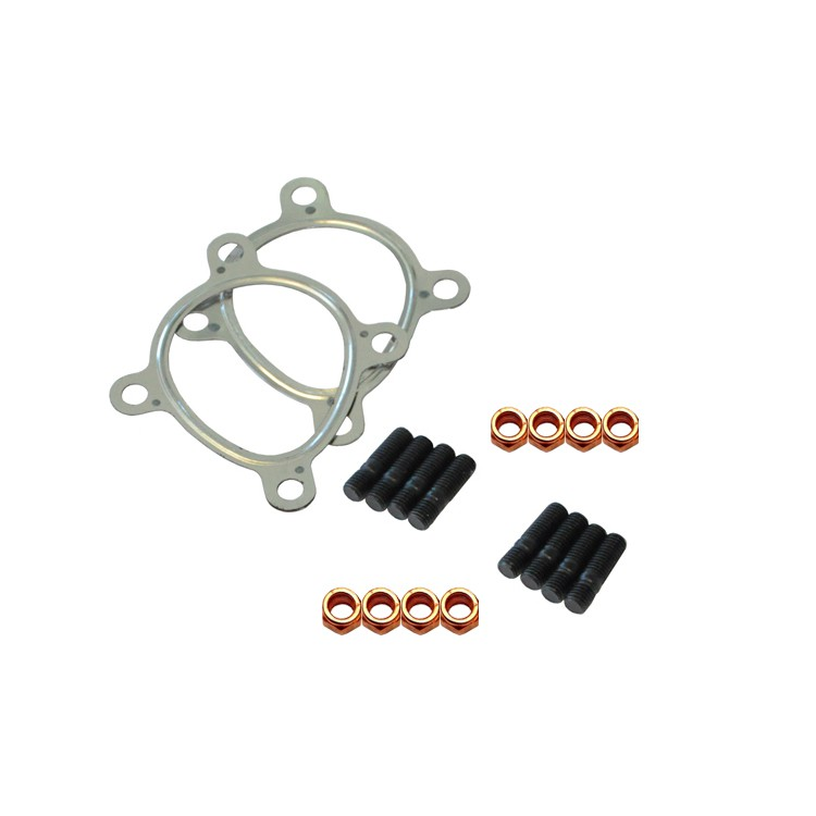 Hardware Kit, 2.7T Downpipe Installation, K03/K04 & Tial 605