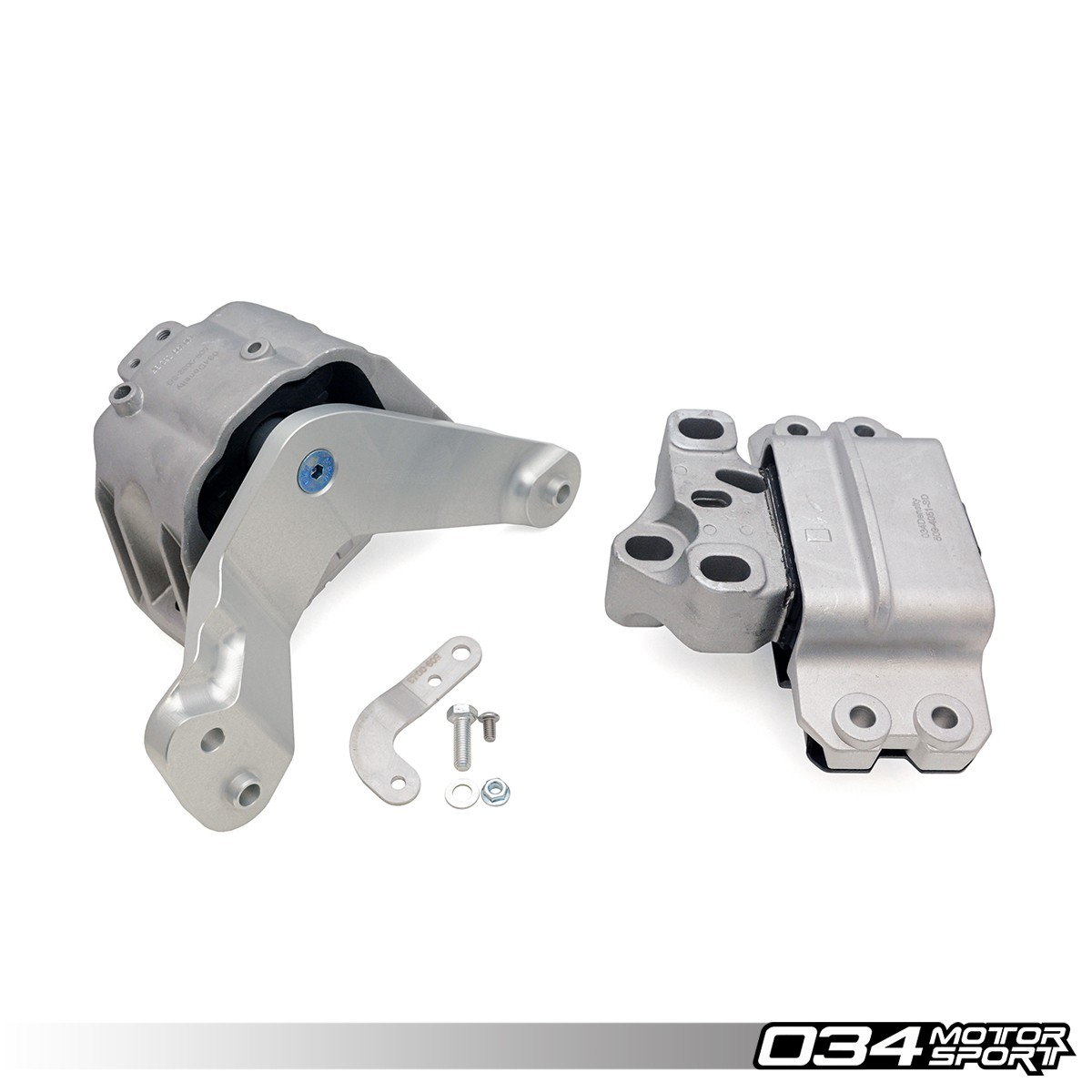 Performance Engine/Transmission Mount Pair, 8J Audi TT RS 2.5 TFSI, 6-Speed Manual, Street Density | 034-509-5019-SD