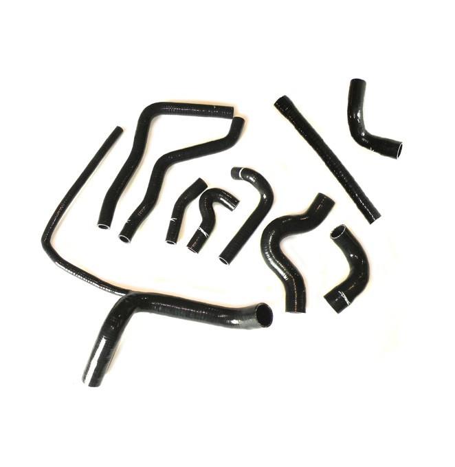 Silicone Hose Set, Coolant, C4 Audi S4 & S6, AAN
