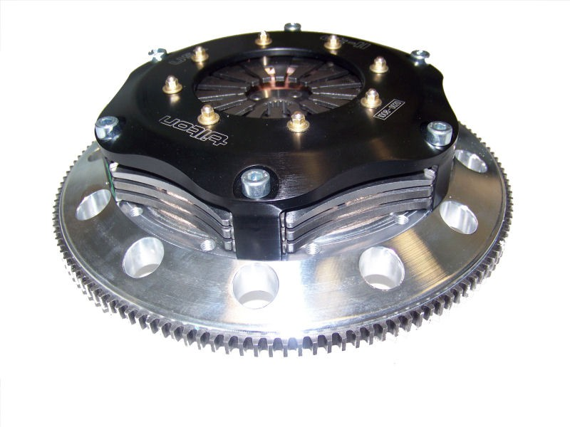 Tilton 3-Plate Sintered Iron Racing Clutch for Audis