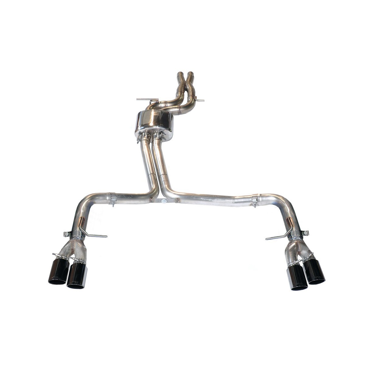 AWE Tuning B8.5 Audi S4 Track Edition Cat-Back Exhaust System | AWE-B8.5-AUDI-S4-CBE-TRACK