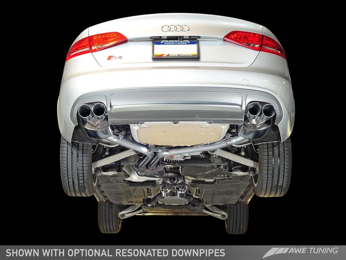 Awe Tuning B8  B8 5 Audi S4 Touring Edition Cat