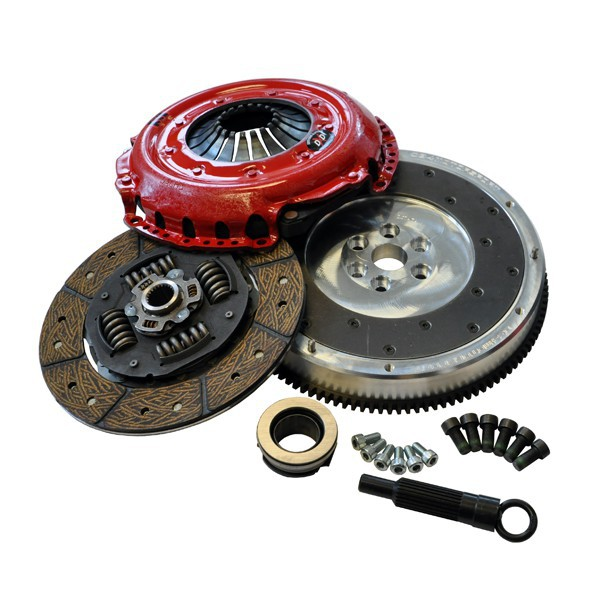 Audi Coupe Quattro/S2/RS2/S4/80/90 Southbend Clutch Package with  034Motorsport Flywheel