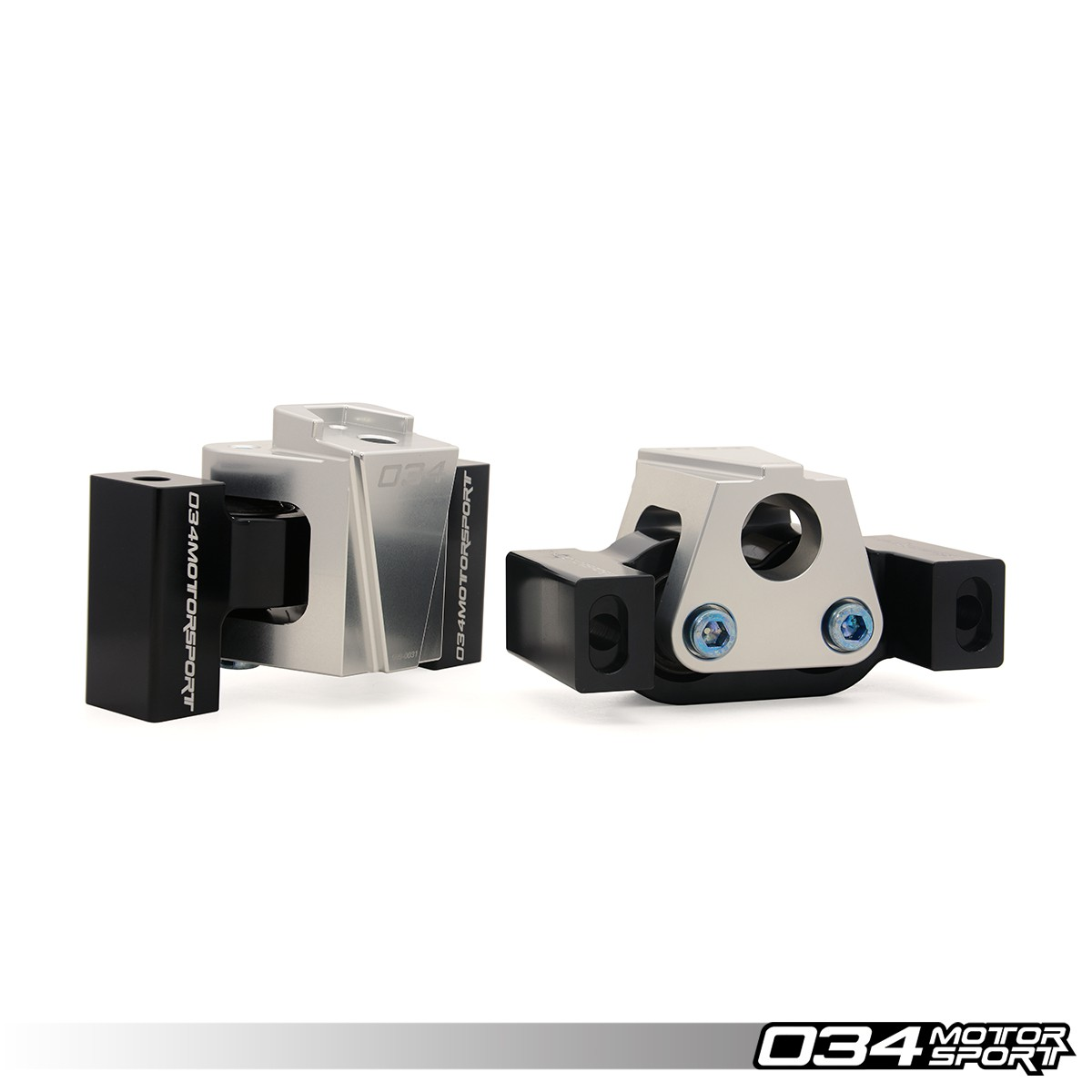 Billet Motorsport Engine Mount Pair, B8/B8.5 Audi A4/S4, A5/S5, Q5/SQ5 | 034-509-0047