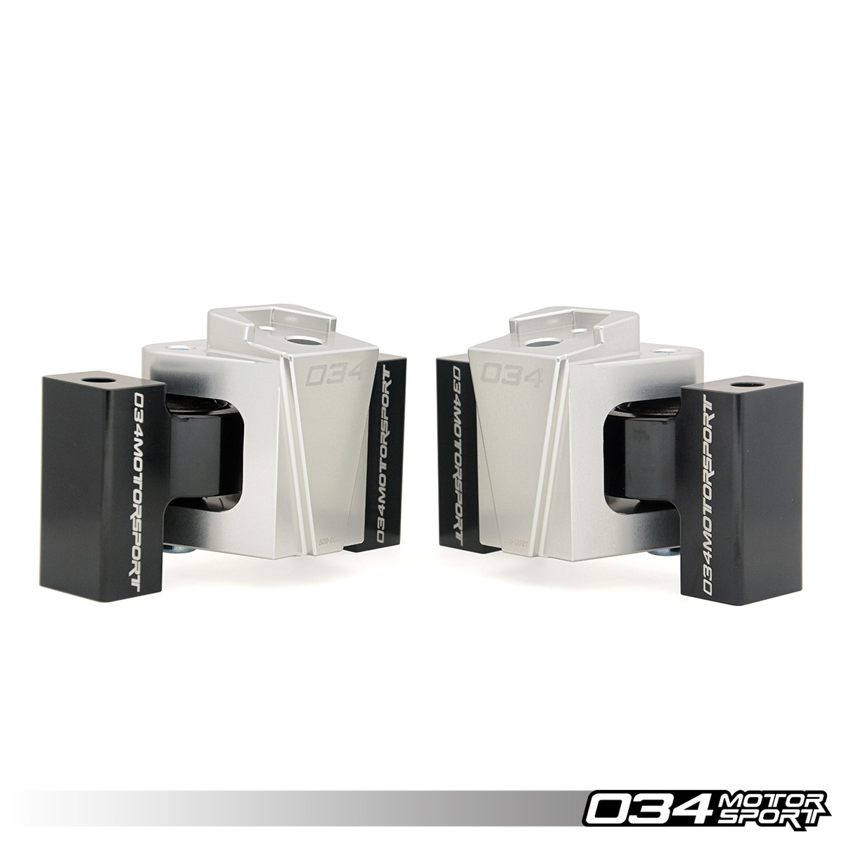 Billet Motorsport Engine Mount Pair, B8/B8 5 Audi A4/S4, A5/S5, Q5/SQ5