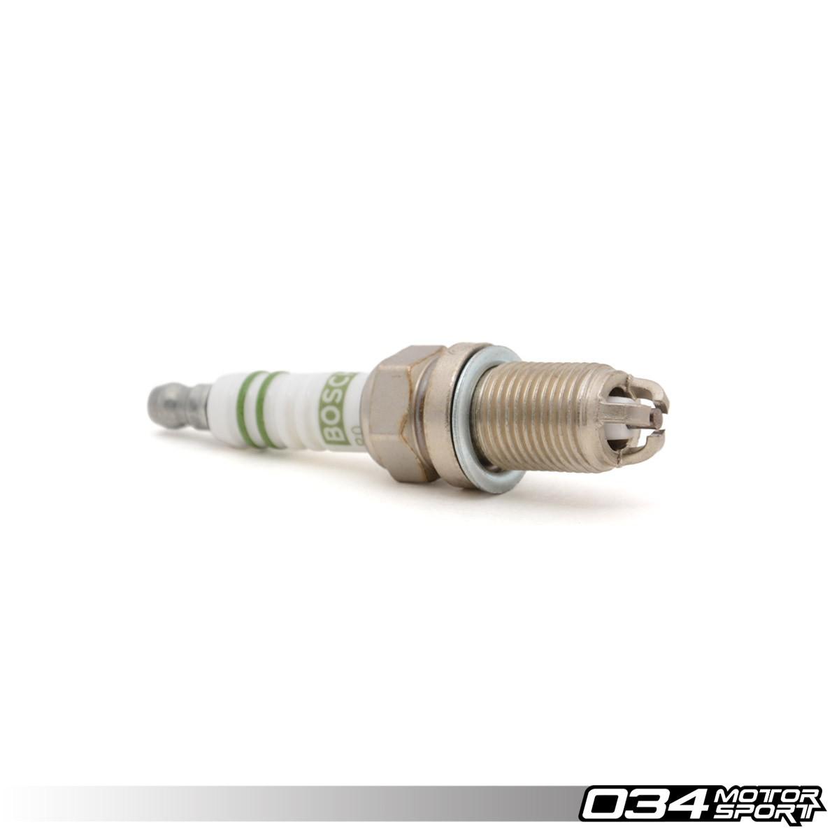 Bosch Tri-Electrode Copper Spark Plug, Heat Range 6, Non-Resistor | 034-107-6001