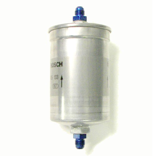 Fitting, -6AN Fuel Filter Combo